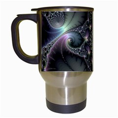 Precious Spiral Travel Mugs (white) by BangZart