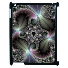 Precious Spiral Apple Ipad 2 Case (black) by BangZart