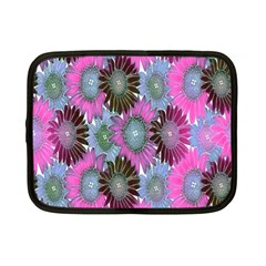 Floral Pattern Background Netbook Case (small)  by BangZart