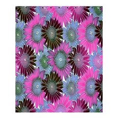 Floral Pattern Background Shower Curtain 60  X 72  (medium)  by BangZart