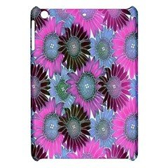 Floral Pattern Background Apple Ipad Mini Hardshell Case by BangZart