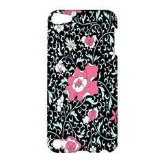 Oriental Style Floral Pattern Background Wallpaper Apple Ipod Touch 5 Hardshell Case by BangZart