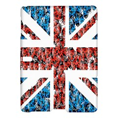 Fun And Unique Illustration Of The Uk Union Jack Flag Made Up Of Cartoon Ladybugs Samsung Galaxy Tab S (10 5 ) Hardshell Case  by BangZart