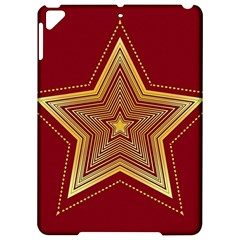 Christmas Star Seamless Pattern Apple Ipad Pro 9 7   Hardshell Case by BangZart