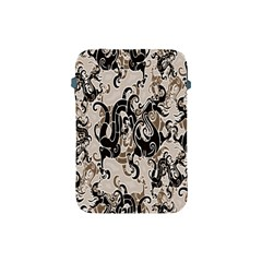 Dragon Pattern Background Apple Ipad Mini Protective Soft Cases
