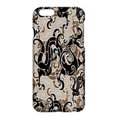 Dragon Pattern Background Apple Iphone 6 Plus/6s Plus Hardshell Case by BangZart