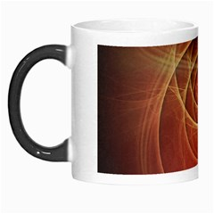 The Rusty Red Fractal Scarab Of Fiery Old Man Ra Morph Mugs by jayaprime