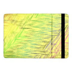Paint On A Yellow Background                  Samsung Galaxy Tab Pro 8 4  Flip Case by LalyLauraFLM
