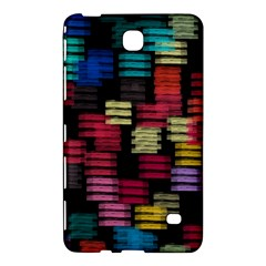 Colorful Horizontal Paint Strokes                   Sony Xperia Z3 Hardshell Case by LalyLauraFLM