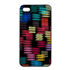Colorful Horizontal Paint Strokes                   Sony Xperia Z3+ Hardshell Case by LalyLauraFLM