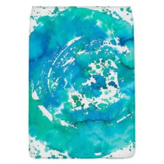 Blue Watercolors Circle                    Samsung Galaxy Grand Duos I9082 Hardshell Case by LalyLauraFLM