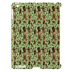 Puppy Dog Pattern Apple Ipad 3/4 Hardshell Case (compatible With Smart Cover) by BangZart