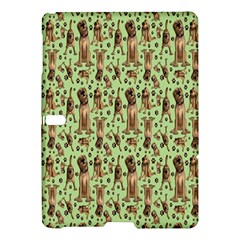Puppy Dog Pattern Samsung Galaxy Tab S (10 5 ) Hardshell Case  by BangZart