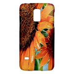 Sunflower Art  Artistic Effect Background Galaxy S5 Mini by BangZart
