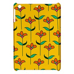 Small Flowers Pattern Floral Seamless Pattern Vector Apple Ipad Mini Hardshell Case by BangZart