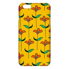 Small Flowers Pattern Floral Seamless Pattern Vector Iphone 6 Plus/6s Plus Tpu Case by BangZart