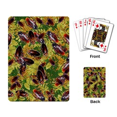 Cockroaches Playing Card by SuperPatterns