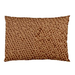 Giraffe Pattern Animal Print Pillow Case by paulaoliveiradesign