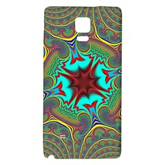 Hot Hot Summer A Galaxy Note 4 Back Case by MoreColorsinLife
