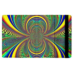 Hot Hot Summer B Apple Ipad 3/4 Flip Case by MoreColorsinLife