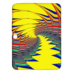 Hot Hot Summer C Samsung Galaxy Tab 3 (10 1 ) P5200 Hardshell Case  by MoreColorsinLife