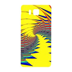 Hot Hot Summer C Samsung Galaxy Alpha Hardshell Back Case by MoreColorsinLife