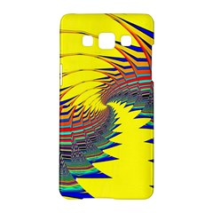 Hot Hot Summer C Samsung Galaxy A5 Hardshell Case  by MoreColorsinLife