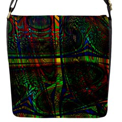 Hot Hot Summer D Flap Messenger Bag (s) by MoreColorsinLife