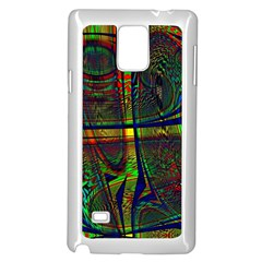 Hot Hot Summer D Samsung Galaxy Note 4 Case (white) by MoreColorsinLife