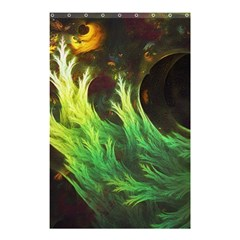 A Seaweed s Deepdream Of Faded Fractal Fall Colors Shower Curtain 48  X 72  (small)  by jayaprime