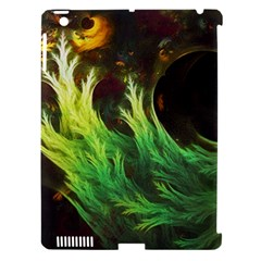 A Seaweed s Deepdream Of Faded Fractal Fall Colors Apple Ipad 3/4 Hardshell Case (compatible With Smart Cover) by jayaprime