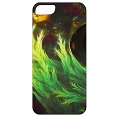 A Seaweed s Deepdream Of Faded Fractal Fall Colors Apple Iphone 5 Classic Hardshell Case by jayaprime