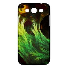 A Seaweed s Deepdream Of Faded Fractal Fall Colors Samsung Galaxy Mega 5 8 I9152 Hardshell Case  by jayaprime