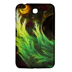 A Seaweed s Deepdream Of Faded Fractal Fall Colors Samsung Galaxy Tab 3 (7 ) P3200 Hardshell Case  by jayaprime