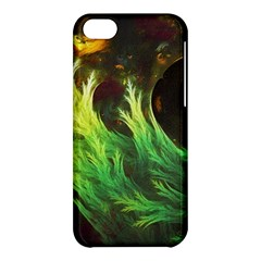 A Seaweed s Deepdream Of Faded Fractal Fall Colors Apple Iphone 5c Hardshell Case by jayaprime