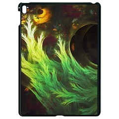 A Seaweed s Deepdream Of Faded Fractal Fall Colors Apple Ipad Pro 9 7   Black Seamless Case by jayaprime