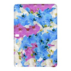 Tulips Flower Pattern Samsung Galaxy Tab Pro 12 2 Hardshell Case by paulaoliveiradesign
