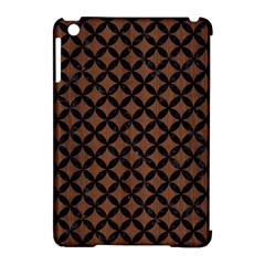 Circles3 Black Marble & Brown Wood (r) Apple Ipad Mini Hardshell Case (compatible With Smart Cover) by trendistuff