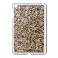 Animal Print Panthera Onca Texture Pattern Apple Ipad Mini Case (white)