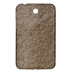 Animal Print Panthera Onca Texture Pattern Samsung Galaxy Tab 3 (7 ) P3200 Hardshell Case  by paulaoliveiradesign