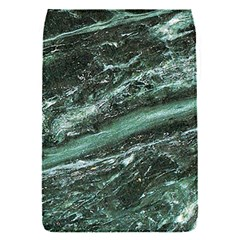 Green Marble Stone Texture Emerald  Flap Covers (s)