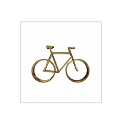 Elegant Gold Look Bicycle Cycling  Satin Bandana Scarf by yoursparklingshop
