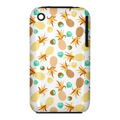 Seamless Summer Fruits Pattern Iphone 3s/3gs by TastefulDesigns
