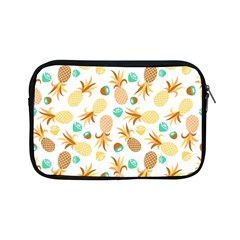 Seamless Summer Fruits Pattern Apple Ipad Mini Zipper Cases by TastefulDesigns
