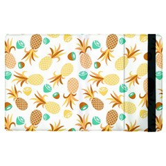 Seamless Summer Fruits Pattern Apple Ipad Pro 9 7   Flip Case