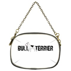 Bull Terrier  Chain Purses (two Sides)  by Valentinaart