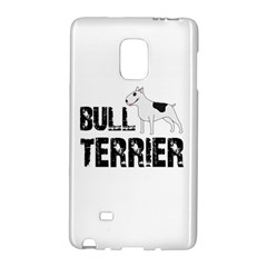 Bull Terrier  Galaxy Note Edge