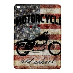 Motorcycle Old School Ipad Air 2 Hardshell Cases