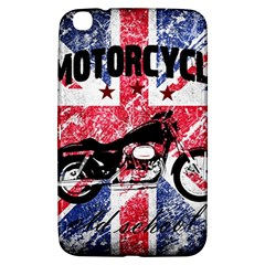 Motorcycle Old School Samsung Galaxy Tab 3 (8 ) T3100 Hardshell Case  by Valentinaart