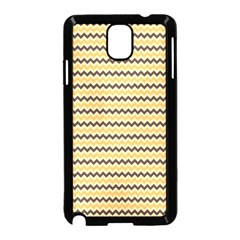 Colored Zig Zag Samsung Galaxy Note 3 Neo Hardshell Case (black) by Colorfulart23
